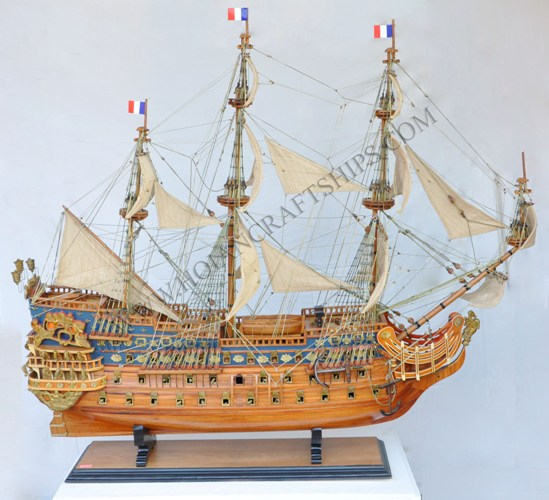 model skib til haven