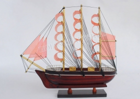 Small Boat - Pink 25cm